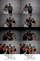 Stephanie & Billy | Photobooth